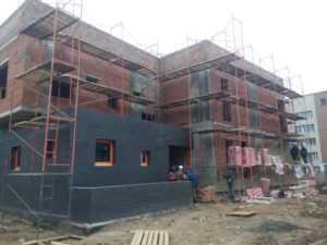 Проект монтажа фасада в Красногорске