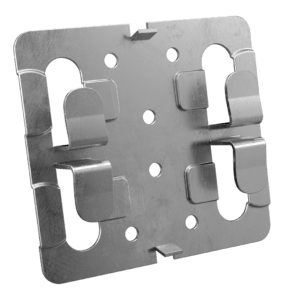 Кляммер рядовый с дистанциром