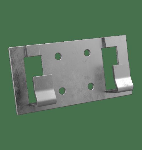 Кляммер стартовый с квадратными лапками