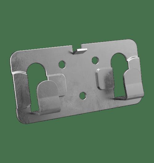 Кляммер для керамогранита стартовый с дистанциром